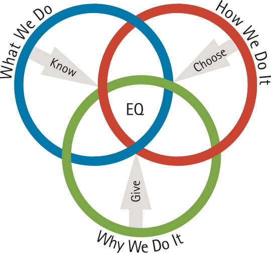 What, How, Why: Transforming with EQ