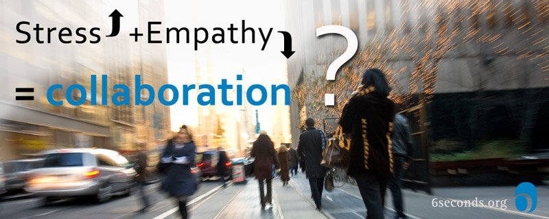 stress-empathy-collaboration