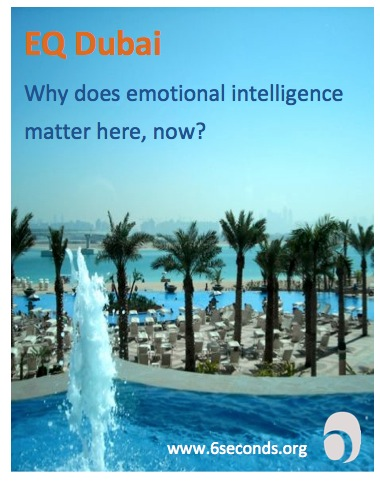 Talking EQ in Business – Dubai Style