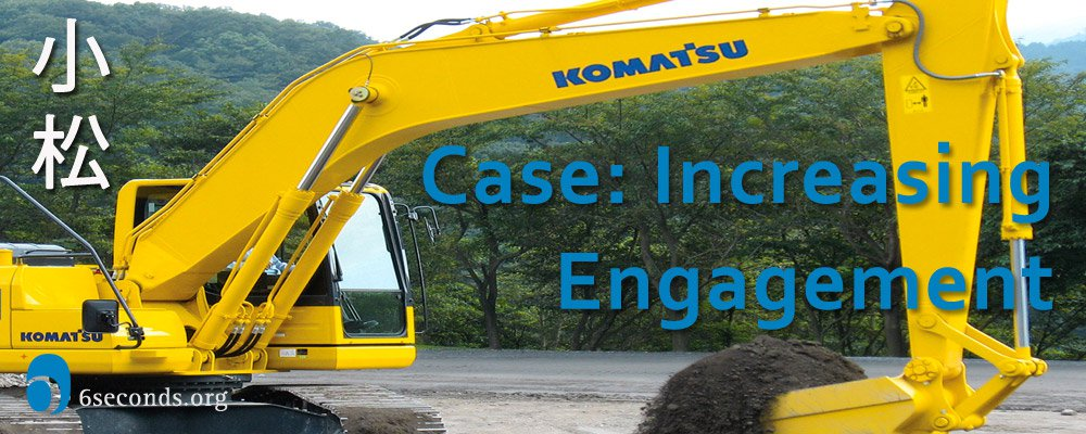 White Paper: Increasing Employee Engagement at Komatsu