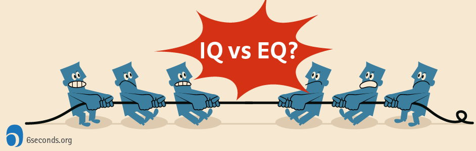 The EQ and IQ Debate: Which Is Better? Honestly, It's the Wrong Question.