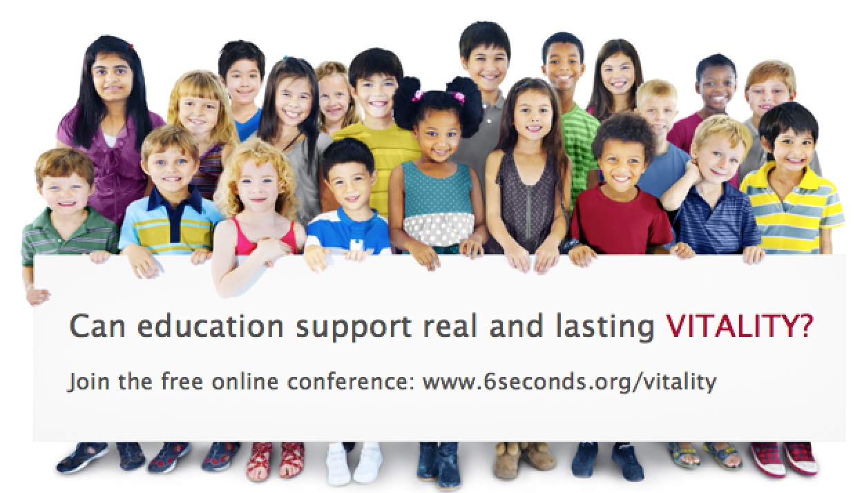Increasing Vitality with Social Emotional Learning