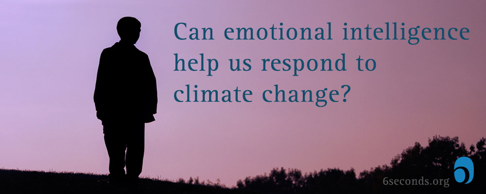 Emotions and Climate Change: Two Radio Broadcasts