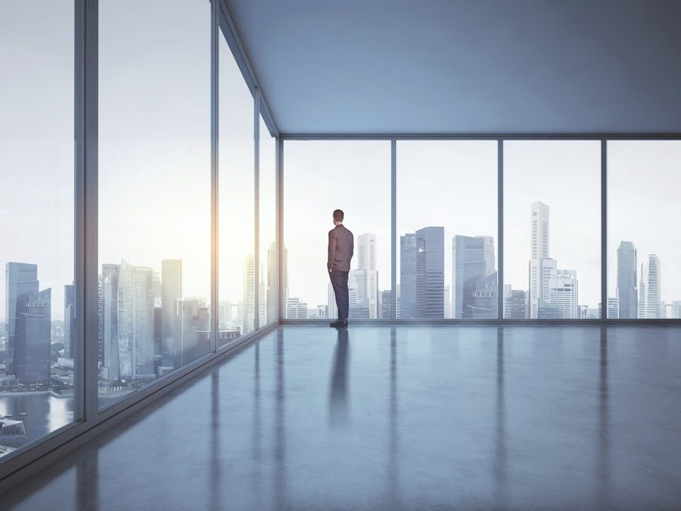 reflection is key to navigating stressful change