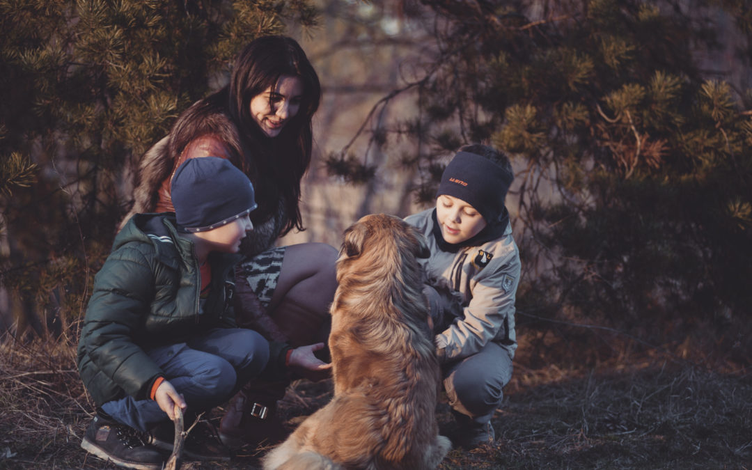 Home for the Holidays: How to Focus on Wellbeing with Your Family