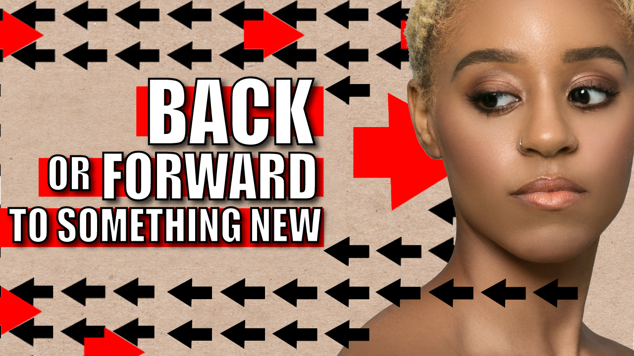 """""""Back to Normal"""" or Forward to Something New? (#8)"""