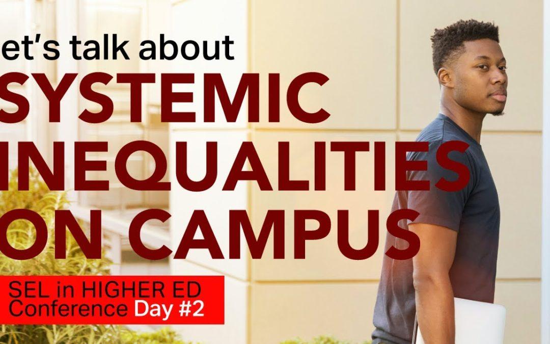 SEL与高等教育的公平(第18位)